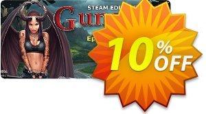 Gunspell Steam Edition PC 優惠券,折扣碼 Gunspell Steam Edition PC Deal,促銷代碼: Gunspell Steam Edition PC Exclusive offer for iVoicesoft