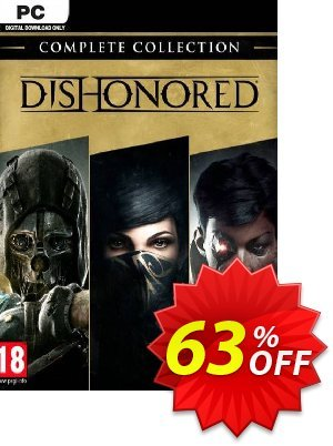 Dishonored Complete Collection PC 優惠券,折扣碼 Dishonored Complete Collection PC Deal,促銷代碼: Dishonored Complete Collection PC Exclusive offer for iVoicesoft
