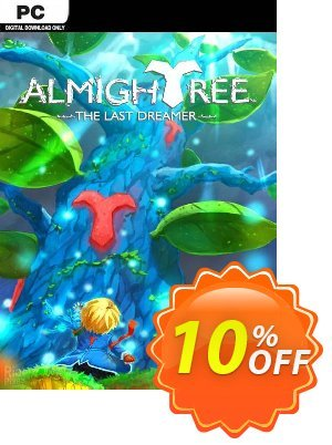 Almightree The Last Dreamer PC 優惠券,折扣碼 Almightree The Last Dreamer PC Deal,促銷代碼: Almightree The Last Dreamer PC Exclusive offer for iVoicesoft