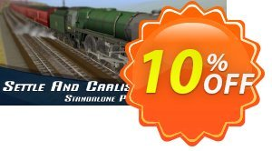 Trainz Settle and Carlisle PC Coupon discount Trainz Settle and Carlisle PC Deal. Promotion: Trainz Settle and Carlisle PC Exclusive offer for iVoicesoft