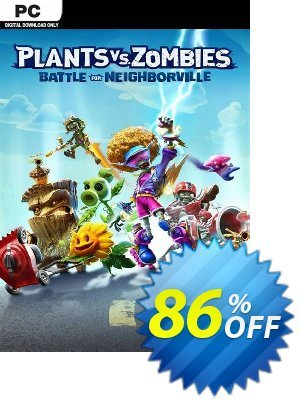 Plants vs. Zombies: Battle for Neighborville PC Coupon, discount Plants vs. Zombies: Battle for Neighborville PC Deal. Promotion: Plants vs. Zombies: Battle for Neighborville PC Exclusive offer for iVoicesoft
