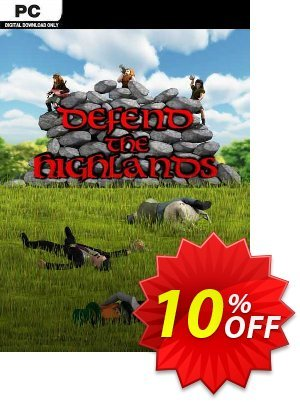 Defend The Highlands PC 優惠券,折扣碼 Defend The Highlands PC Deal,促銷代碼: Defend The Highlands PC Exclusive offer for iVoicesoft