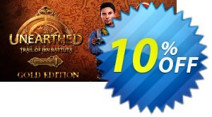 Unearthed Trail of Ibn Battuta Episode 1 Gold Edition PC 優惠券,折扣碼 Unearthed Trail of Ibn Battuta Episode 1 Gold Edition PC Deal,促銷代碼: Unearthed Trail of Ibn Battuta Episode 1 Gold Edition PC Exclusive offer for iVoicesoft