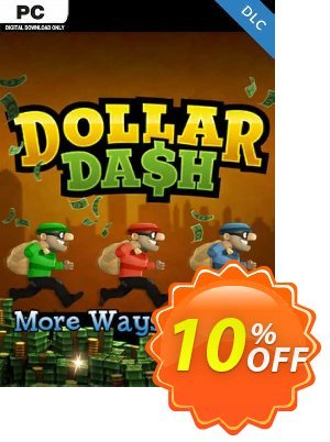 Dollar Dash More Ways to Win DLC PC 優惠券,折扣碼 Dollar Dash More Ways to Win DLC PC Deal,促銷代碼: Dollar Dash More Ways to Win DLC PC Exclusive offer for iVoicesoft