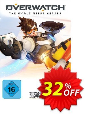 Overwatch - Standard Edition PC Coupon, discount Overwatch - Standard Edition PC Deal. Promotion: Overwatch - Standard Edition PC Exclusive offer for iVoicesoft