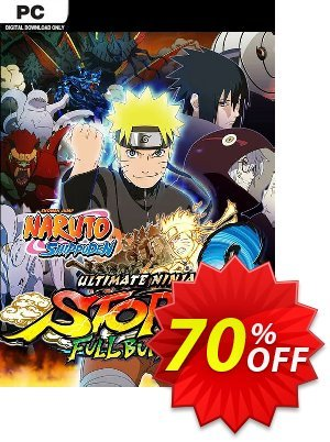 NARUTO SHIPPUDEN Ultimate Ninja STORM 3 - Full Burst HD PC 優惠券,折扣碼 NARUTO SHIPPUDEN Ultimate Ninja STORM 3 - Full Burst HD PC Deal,促銷代碼: NARUTO SHIPPUDEN Ultimate Ninja STORM 3 - Full Burst HD PC Exclusive offer for iVoicesoft