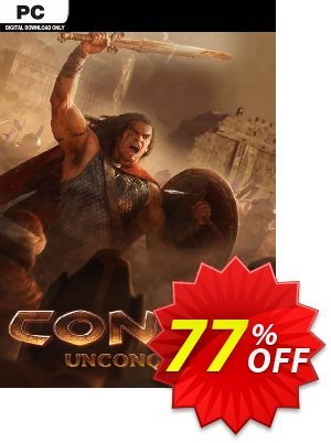 Conan Unconquered PC discount coupon Conan Unconquered PC Deal - Conan Unconquered PC Exclusive offer for iVoicesoft