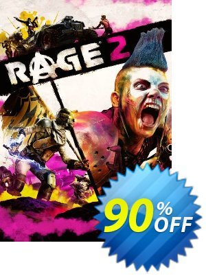 Rage 2 PC (WW) + DLC discount coupon Rage 2 PC (WW) + DLC Deal - Rage 2 PC (WW) + DLC Exclusive offer for iVoicesoft