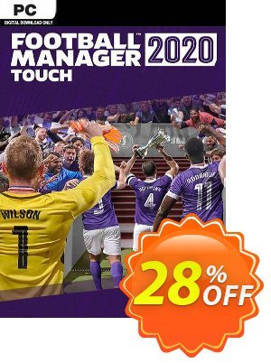 Football Manager 2020 Touch PC (EU) Coupon discount Football Manager 2020 Touch PC (EU) Deal - Football Manager 2020 Touch PC (EU) Exclusive offer for iVoicesoft