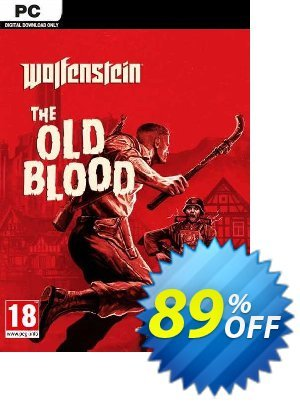 Wolfenstein: The Old Blood PC discount coupon Wolfenstein: The Old Blood PC Deal - Wolfenstein: The Old Blood PC Exclusive offer for iVoicesoft