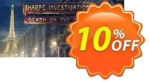 Sharpe Investigations Death on the Seine PC Coupon discount Sharpe Investigations Death on the Seine PC Deal. Promotion: Sharpe Investigations Death on the Seine PC Exclusive offer for iVoicesoft