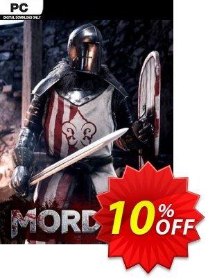 MORDHAU PC Coupon discount MORDHAU PC Deal. Promotion: MORDHAU PC Exclusive offer for iVoicesoft