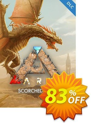 ARK Survival Evolved PC - Scorched Earth DLC discount coupon ARK Survival Evolved PC - Scorched Earth DLC Deal - ARK Survival Evolved PC - Scorched Earth DLC Exclusive offer for iVoicesoft