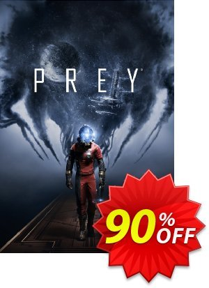 Prey PC + DLC Coupon, discount Prey PC + DLC Deal. Promotion: Prey PC + DLC Exclusive offer for iVoicesoft