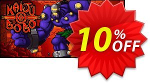 KaijuAGoGo PC 優惠券,折扣碼 KaijuAGoGo PC Deal,促銷代碼: KaijuAGoGo PC Exclusive offer for iVoicesoft