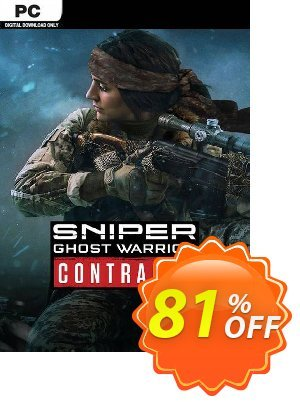 Sniper Ghost Warrior Contracts PC discount coupon Sniper Ghost Warrior Contracts PC Deal - Sniper Ghost Warrior Contracts PC Exclusive offer for iVoicesoft