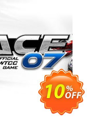 RACE 07 PC discount coupon RACE 07 PC Deal - RACE 07 PC Exclusive offer for iVoicesoft