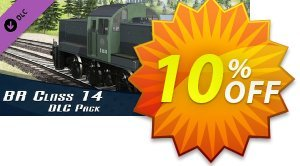 Trainz Simulator DLC BR Class 14 PC discount coupon Trainz Simulator DLC BR Class 14 PC Deal - Trainz Simulator DLC BR Class 14 PC Exclusive offer for iVoicesoft