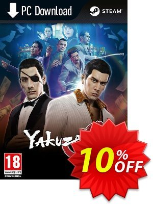 Yakuza 0 PC discount coupon Yakuza 0 PC Deal - Yakuza 0 PC Exclusive offer for iVoicesoft