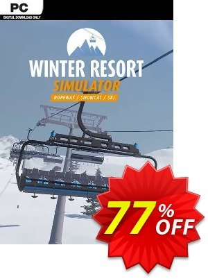 Winter Resort Simulator PC Coupon discount Winter Resort Simulator PC Deal. Promotion: Winter Resort Simulator PC Exclusive offer for iVoicesoft