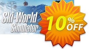 SkiWorld Simulator PC 프로모션 코드 SkiWorld Simulator PC Deal 프로모션: SkiWorld Simulator PC Exclusive offer for iVoicesoft
