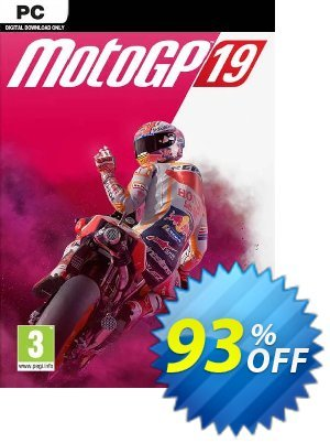 MotoGP 19 PC discount coupon MotoGP 19 PC Deal - MotoGP 19 PC Exclusive offer for iVoicesoft