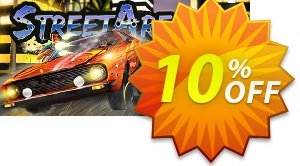 Street Arena PC 優惠券,折扣碼 Street Arena PC Deal,促銷代碼: Street Arena PC Exclusive offer for iVoicesoft
