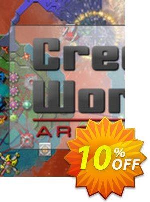 Creeper World 3 Arc Eternal PC 優惠券,折扣碼 Creeper World 3 Arc Eternal PC Deal,促銷代碼: Creeper World 3 Arc Eternal PC Exclusive offer for iVoicesoft
