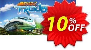 Trainz Trouble PC 프로모션 코드 Trainz Trouble PC Deal 프로모션: Trainz Trouble PC Exclusive offer for iVoicesoft