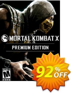 Mortal Kombat X Premium Edition PC 프로모션 코드 Mortal Kombat X Premium Edition PC Deal 프로모션: Mortal Kombat X Premium Edition PC Exclusive offer for iVoicesoft