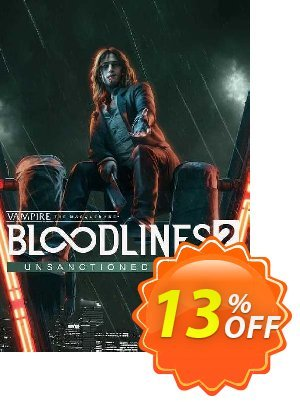 Vampire: The Masquerade - Bloodlines 2: Unsanctioned Edition PC Coupon discount Vampire: The Masquerade - Bloodlines 2: Unsanctioned Edition PC Deal. Promotion: Vampire: The Masquerade - Bloodlines 2: Unsanctioned Edition PC Exclusive offer for iVoicesoft