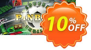 Soccer Pinball Thrills PC discount coupon Soccer Pinball Thrills PC Deal - Soccer Pinball Thrills PC Exclusive offer for iVoicesoft