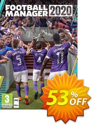 Football Manager 2020 PC (EU) 프로모션 코드 Football Manager 2020 PC (EU) Deal 프로모션: Football Manager 2020 PC (EU) Exclusive offer for iVoicesoft
