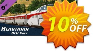 Trainz Simulator DLC Aerotrain PC discount coupon Trainz Simulator DLC Aerotrain PC Deal - Trainz Simulator DLC Aerotrain PC Exclusive offer for iVoicesoft