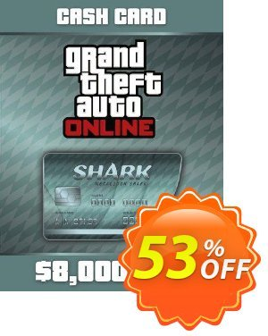 Grand Theft Auto Online (GTA V 5): Megalodon Shark Cash Card PC discount coupon Grand Theft Auto Online (GTA V 5): Megalodon Shark Cash Card PC Deal - Grand Theft Auto Online (GTA V 5): Megalodon Shark Cash Card PC Exclusive offer for iVoicesoft
