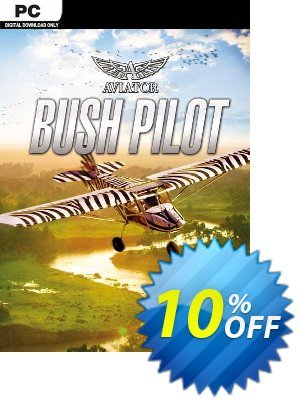 Aviator Bush Pilot PC Coupon, discount Aviator Bush Pilot PC Deal. Promotion: Aviator Bush Pilot PC Exclusive offer for iVoicesoft