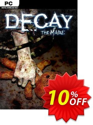 Decay The Mare PC Coupon discount Decay The Mare PC Deal. Promotion: Decay The Mare PC Exclusive offer for iVoicesoft