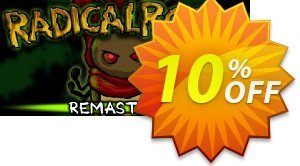 RADical ROACH Remastered PC discount coupon RADical ROACH Remastered PC Deal - RADical ROACH Remastered PC Exclusive offer for iVoicesoft