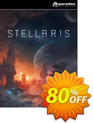 Stellaris PC Coupon, discount Stellaris PC Deal. Promotion: Stellaris PC Exclusive offer for iVoicesoft