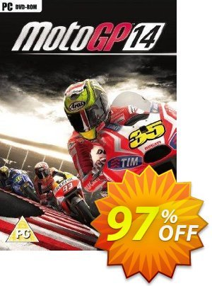 MotoGP 14 PC discount coupon MotoGP 14 PC Deal - MotoGP 14 PC Exclusive offer for iVoicesoft