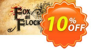 Fox & Flock PC 프로모션 코드 Fox & Flock PC Deal 프로모션: Fox & Flock PC Exclusive offer for iVoicesoft