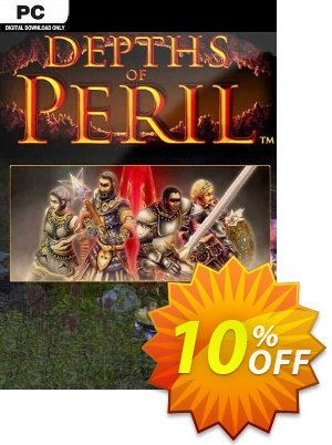 Depths of Peril PC 優惠券,折扣碼 Depths of Peril PC Deal,促銷代碼: Depths of Peril PC Exclusive offer for iVoicesoft