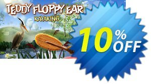 Teddy Floppy Ear Kayaking PC割引コード・Teddy Floppy Ear Kayaking PC Deal キャンペーン:Teddy Floppy Ear Kayaking PC Exclusive offer for iVoicesoft