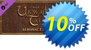 The Book of Unwritten Tales 2 Almanac Edition Extras PC 優惠券,折扣碼 The Book of Unwritten Tales 2 Almanac Edition Extras PC Deal,促銷代碼: The Book of Unwritten Tales 2 Almanac Edition Extras PC Exclusive offer for iVoicesoft