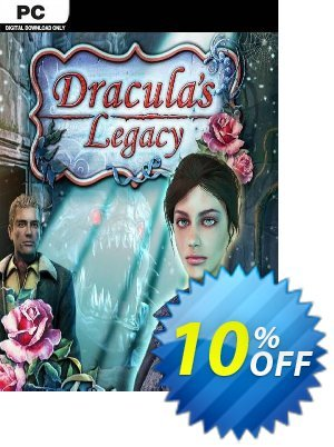 Dracula's Legacy PC 優惠券,折扣碼 Dracula's Legacy PC Deal,促銷代碼: Dracula's Legacy PC Exclusive offer for iVoicesoft