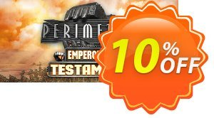 Perimeter Emperor's Testament PC discount coupon Perimeter Emperor's Testament PC Deal - Perimeter Emperor's Testament PC Exclusive offer for iVoicesoft