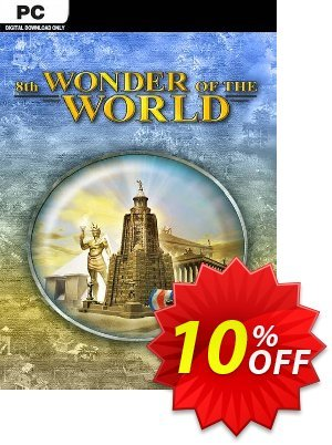 Cultures 8th Wonder of the World PC 優惠券,折扣碼 Cultures 8th Wonder of the World PC Deal,促銷代碼: Cultures 8th Wonder of the World PC Exclusive offer for iVoicesoft
