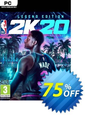 NBA 2K20 Legend Edition PC (EU) discount coupon NBA 2K20 Legend Edition PC (EU) Deal - NBA 2K20 Legend Edition PC (EU) Exclusive offer for iVoicesoft