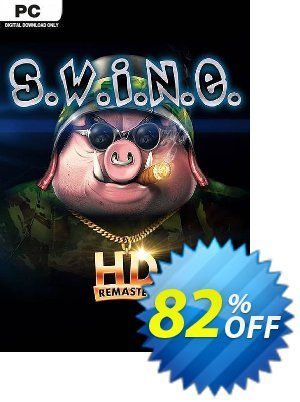 S.W.I.N.E. HD Remaster PC Coupon, discount S.W.I.N.E. HD Remaster PC Deal. Promotion: S.W.I.N.E. HD Remaster PC Exclusive offer for iVoicesoft