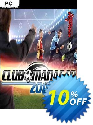 Club Manager 2015 PC discount coupon Club Manager 2015 PC Deal - Club Manager 2015 PC Exclusive offer for iVoicesoft